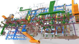 Design, detailing and BIM modelling services